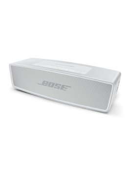 Bose SoundLink Mini II Special Edition stříbrný