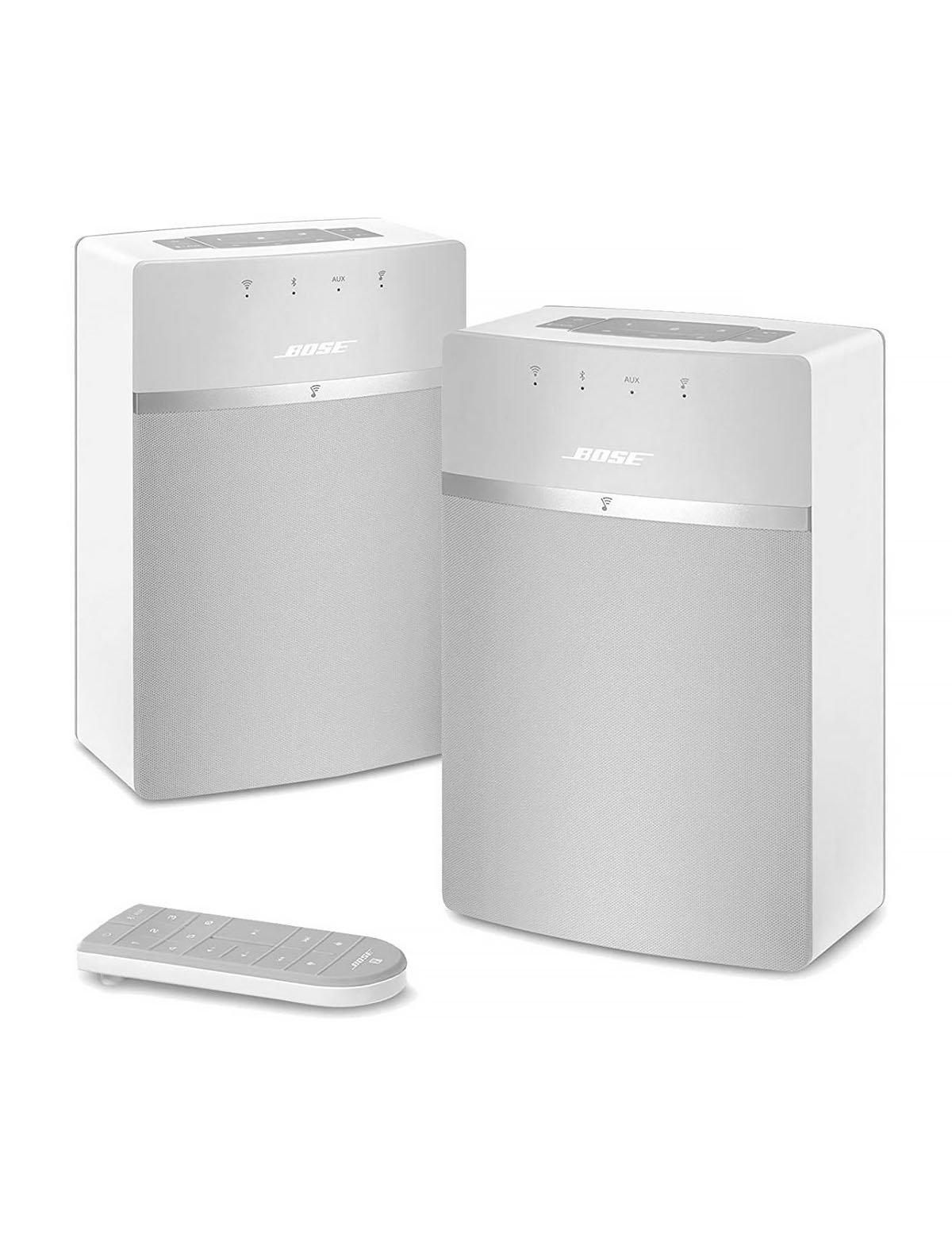 2x Bose SoundTouch 10 Double Pack, bílý