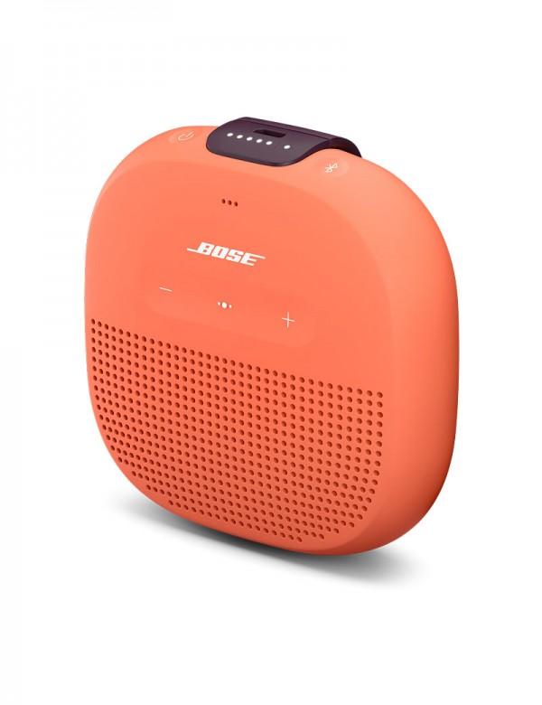 Bose SoundLink Micro jasně oranžový