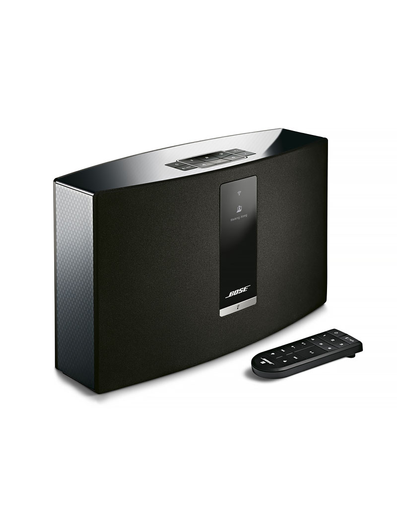 bose soundtouch 20 iii ern bluetooth reproduktor. Black Bedroom Furniture Sets. Home Design Ideas