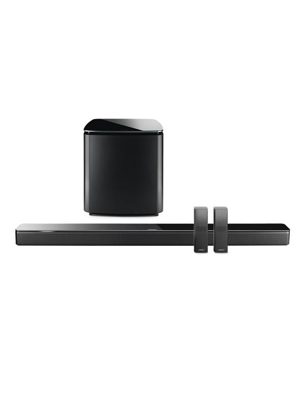 Bose Soundbar 700 / Bass 700 / Surround 700 černý set