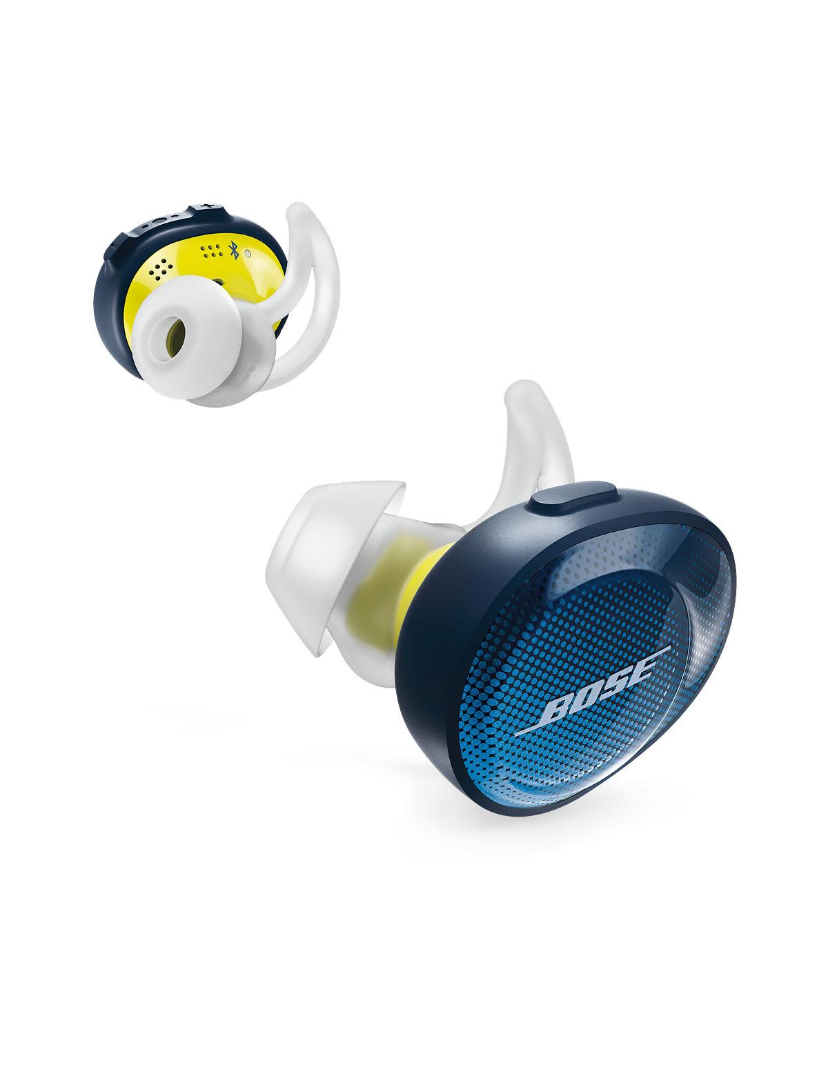 Bose SoundSport Free wireless námořní modř/žlutá